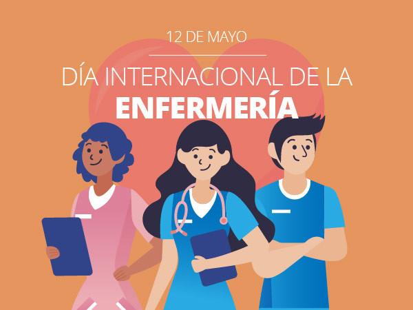Feliz día Internacional de la Enfermería