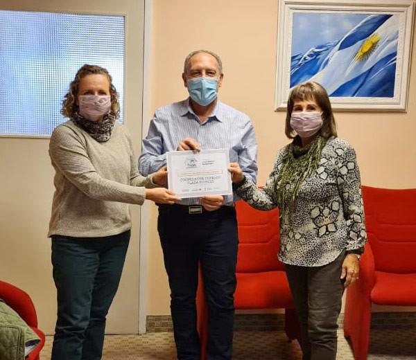 Cumplimos mil días colaborando con el Banco de Leche Humana (BLH)